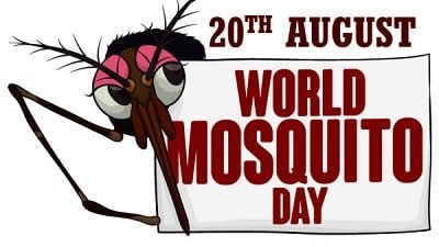 World Mosquito Day 20 August
