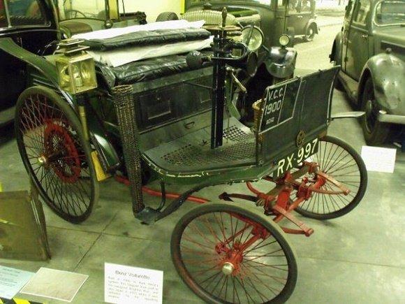 Benz Voiturette 1897