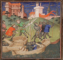 William the Conqueror invades England 1066