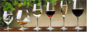 wine glasses on table place setting | My Web Value