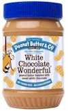White Chocolate Wonderful Peanut Butter