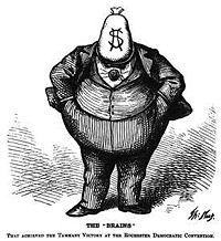 Boss Tweed by Thomas Nast