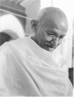Gandhi - 1944