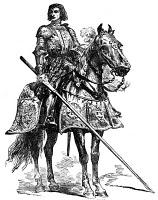 Right-handed knight