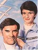 Richard Rutan si Jeana Yeager