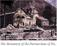 Monastery of Patriarchate of Pec