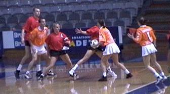 Campionatul Mondial de Korfball 1999 - (c) Rene Oosterom