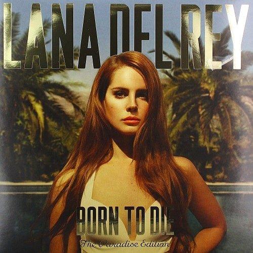 Lana del Rey Born to Die