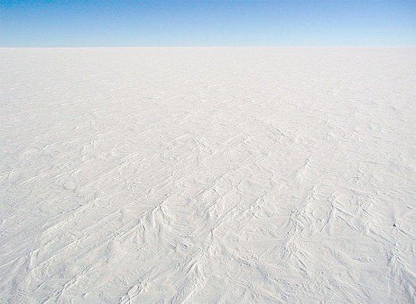 Polar desert Antarctica