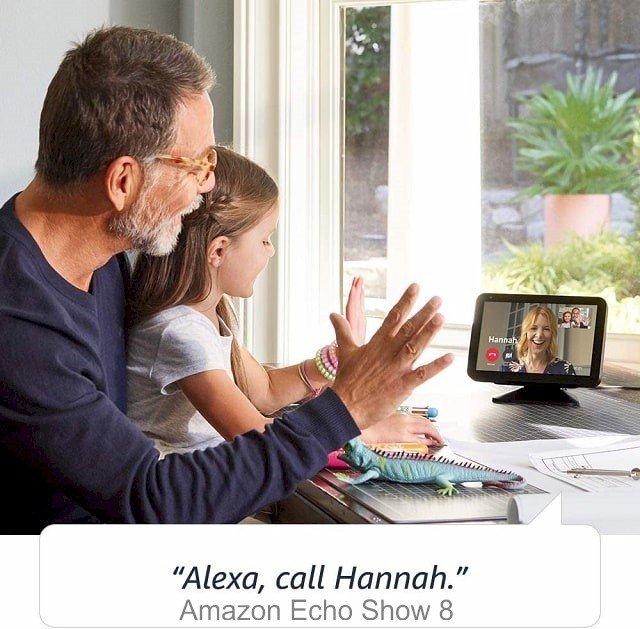 Amazon Echo Show 8 with Alexa