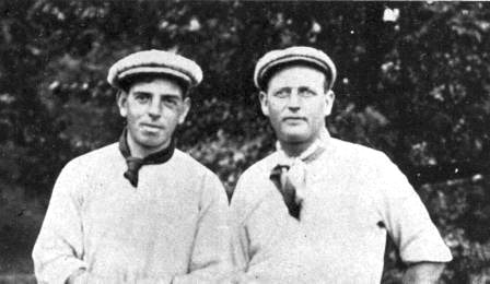 Willie Anderson and Alex Smith 1901