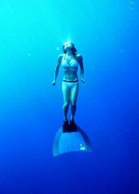 Junko Kitahama freediver